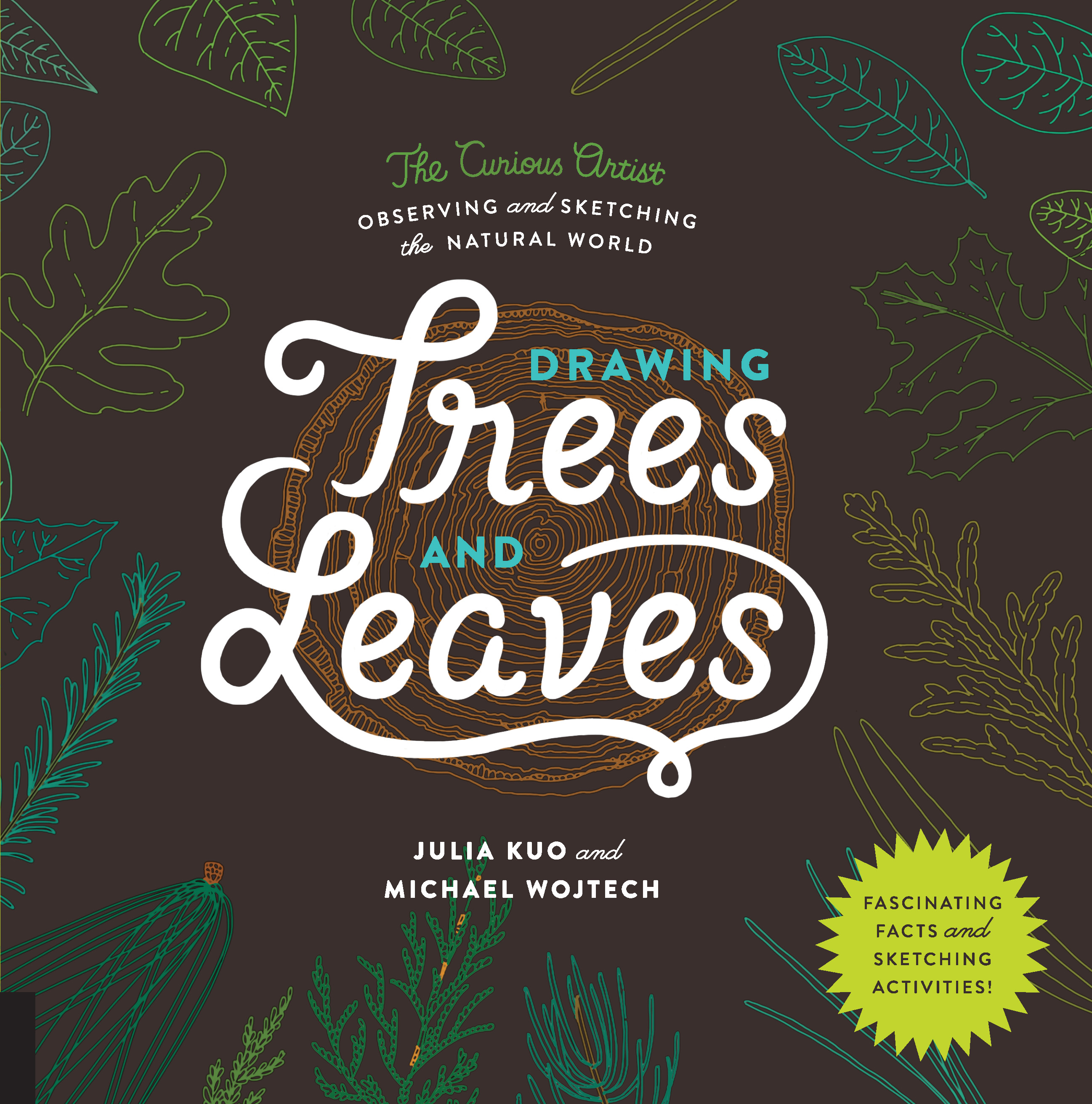 Drawing Trees & Leaves, by Julia Kuo & Michael Wojtech